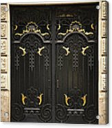 Doors Acrylic Print by Elena Elisseeva