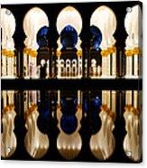 Doors Of Faith Acrylic Print