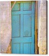 Doorway 2 Acrylic Print