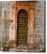 Doorway To... Acrylic Print