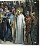 Dor�: Betrayal Of Christ Acrylic Print