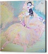 Dorothy Dancer Acrylic Print