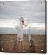 Double Image Ghost Acrylic Print
