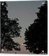 Doughton Park On The Blue Ridge Parkway Acrylic Print