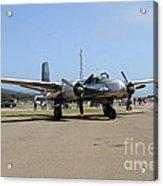 Douglas A26b Military Aircraft 7d15739 Acrylic Print