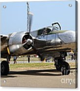 Douglas A26b Military Aircraft 7d15748 Acrylic Print by Wingsdomain Art and Photography