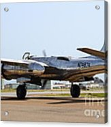 Douglas A26b Military Aircraft 7d15767 Acrylic Print by Wingsdomain Art and Photography