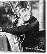 Douglas Fairbanks Acrylic Print