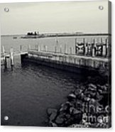 Down By The Bay Acrylic Print