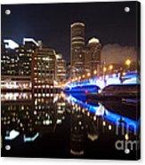 Downtown Boston Acrylic Print