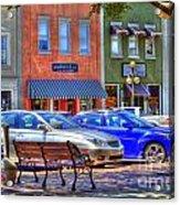 Downtown Georgetown Acrylic Print