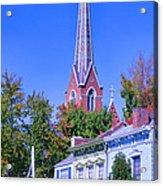 Downtown Madison II Acrylic Print