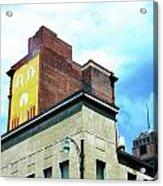 Downtown Memphis Acrylic Print