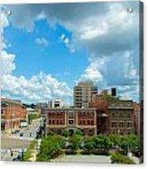 Downtown Montgomery Acrylic Print