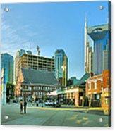 Downtown Nashville IIi Acrylic Print