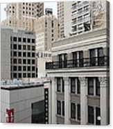 Downtown San Francisco Buildings - 5d19323 Acrylic Print