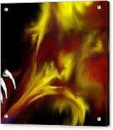 Dragon Fire Acrylic Print