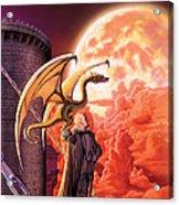 Dragon Lord Acrylic Print