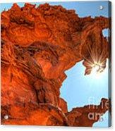 Dragons Breath Acrylic Print