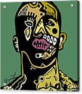 Drake Full Color Acrylic Print