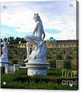 Dramatic Sanssouci Acrylic Print