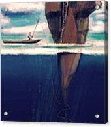 Dream Island Acrylic Print