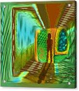 Dream Of Returning Acrylic Print