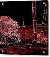 Dreams Of Getting Away Acrylic Print