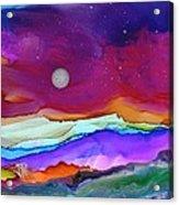 Dreamscape No. 160 Acrylic Print