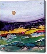 Dreamscape No. 165 Acrylic Print