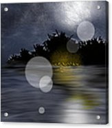 Dreamworld Acrylic Print