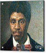 Dred Scott, African-american Hero Acrylic Print