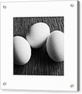 dreierlEi Acrylic Print