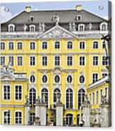 Dresden Taschenberg Palace - Celebrate Love While It Lasts Acrylic Print