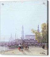 Dresden Acrylic Print