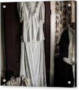 Dress Of Anna Jarvis Acrylic Print