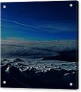 Drifts Of Time Acrylic Print