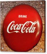 Drink Coca-cola Acrylic Print