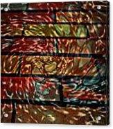 Drip Acrylic Print