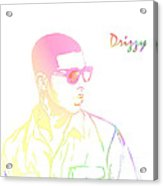 Drizzy  Acrylic Print by The DigArtisT