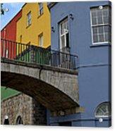 Dublin Castle In Dublin Ireland Acrylic Print