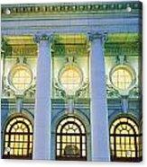 Dublin, Co Dublin, Ireland Government Acrylic Print