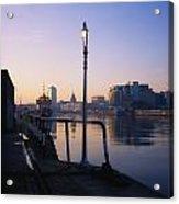 Dublin, Co Dublin, Ireland Acrylic Print