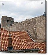 Dubrovnik View 4 Acrylic Print