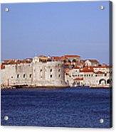 Dubrovnik View 5 Acrylic Print