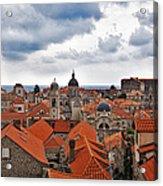 Dubrovnik View 7 Acrylic Print