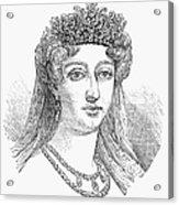 Duchess Of Angoul�me Acrylic Print