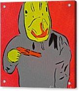 Duck Hunting Acrylic Print