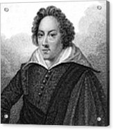 Dudley North (1602-1677) Acrylic Print