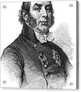 Duke Of Kent (1767-1820) Acrylic Print